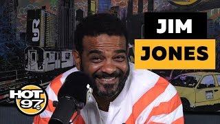 Jim Jones Talks New Project 'El Capo' + Answers Dating Questions w/ Miabelle!