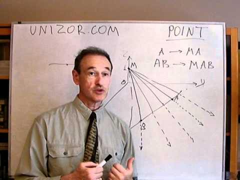 Unizor  - Geometry2D - Elements - Points