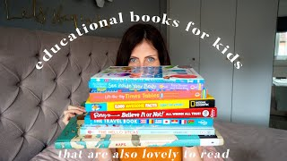 EDUCATIONAL BOOKS FOR KIDS THAT ARE LOVELY TO READ