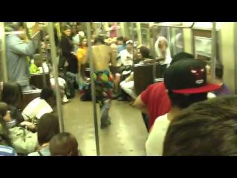 Subway Dancing