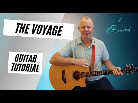 The Voyage - guitar lesson