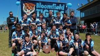 2012 JRL Bloomfield U12 Grand Final Highlights