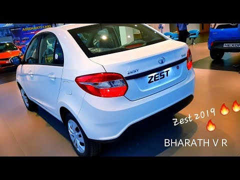 Tata Zest 2019 Detailed Review