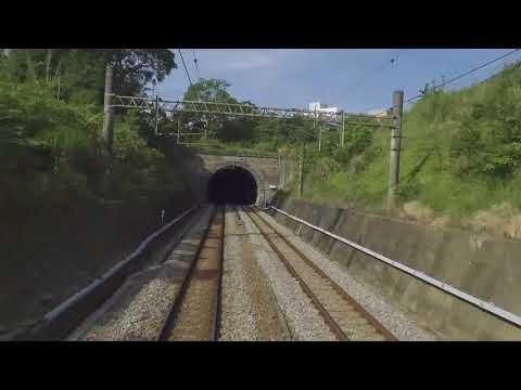台鐵 51次逆行 觀光環島列車 台北-台北 8倍速度 縮時攝影 路程景
