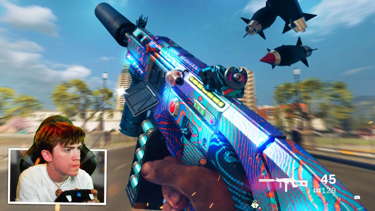 """""""how did he get DAMASCUS CAMO on the LC10?"""" (best LC10 class setup)"""