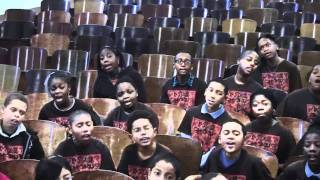 "PS22 Chorus ""I'LL KEEP IT WITH MINE"" Bob Dylan"