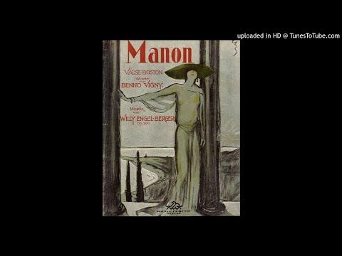 Efim Schachmeister - Manon Valse - 1924