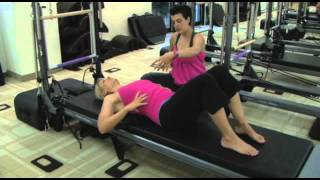 victoria park pilates part 1 breathing Thumbnail