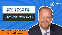 SBA Loan Vs. Conventional Loan