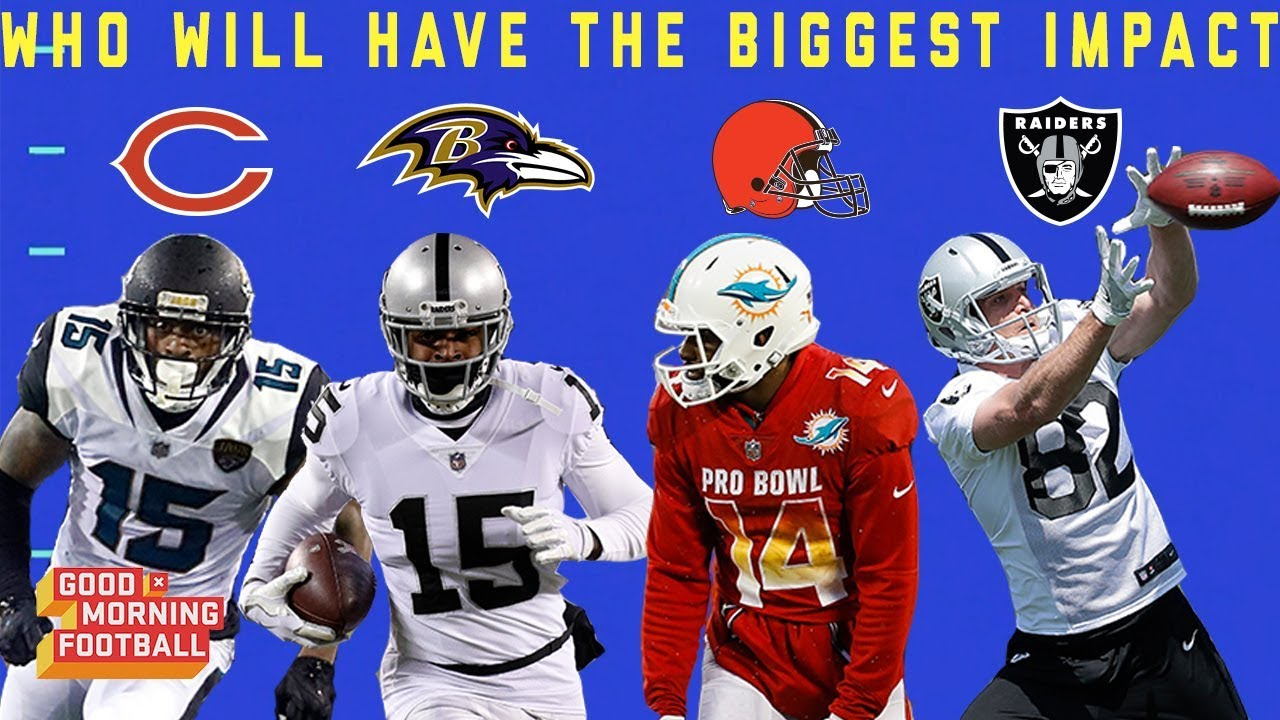 which-wide-receiver-with-a-new-team-will-have-the-biggest-impact-nfl-network
