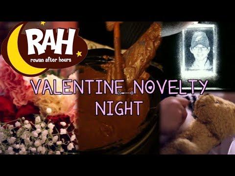 Valentine Novelty Night at RAH 02.08.18
