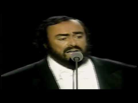 Jon Bon Jovi & Luciano Pavarotti -  Let It Rain  (2020 Remastered)