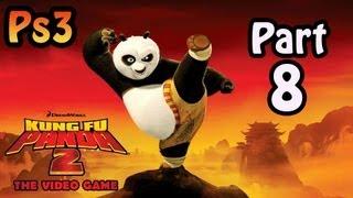 Kung Fu Panda 2: The Video Game (PS3) Walkthrough Part 8