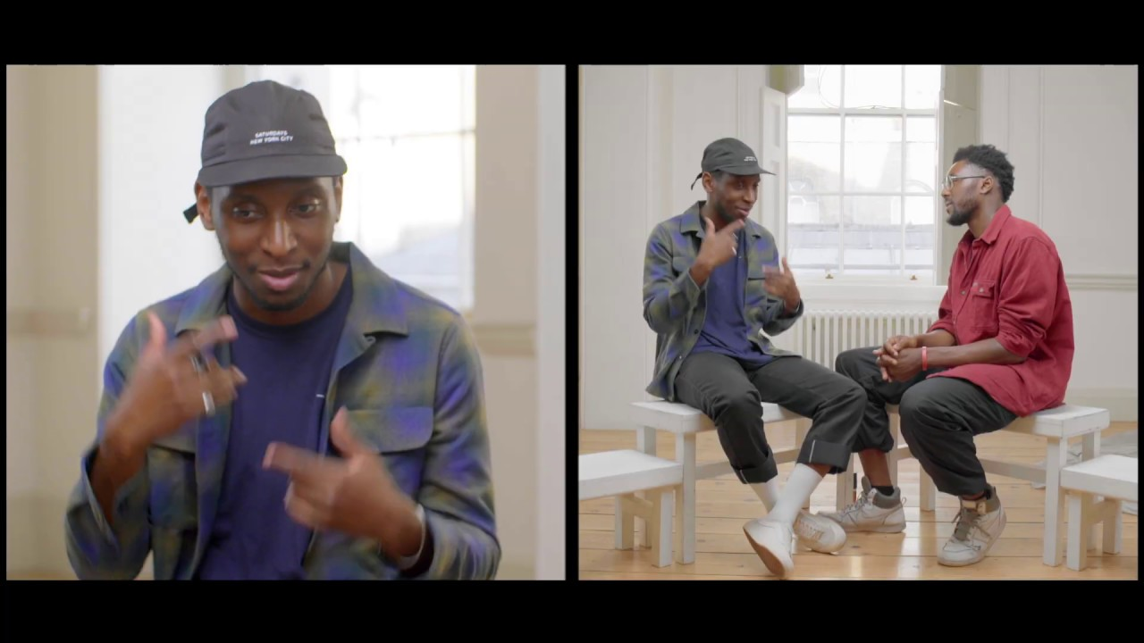 Samm Henshaw x Somerset House in collaboration with Google Arts & Culture