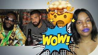 "Rick Ross – ""Gold Roses"" (Feat. Drake) REACTION"