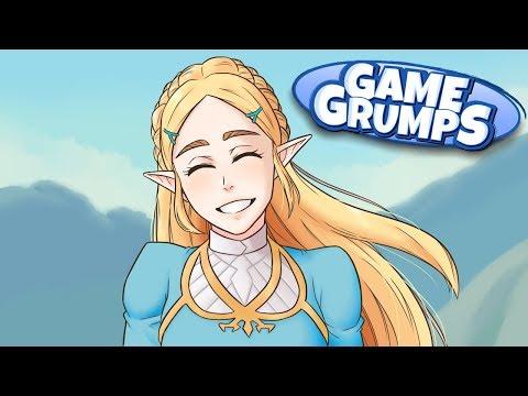 Zeldas Diary - Game Grumps Animated- by KirbyOtaku