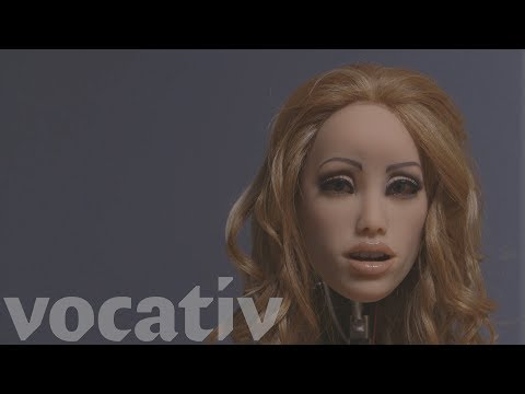Is Society Really Ready For The Impact Of Sex Robots - 동영상