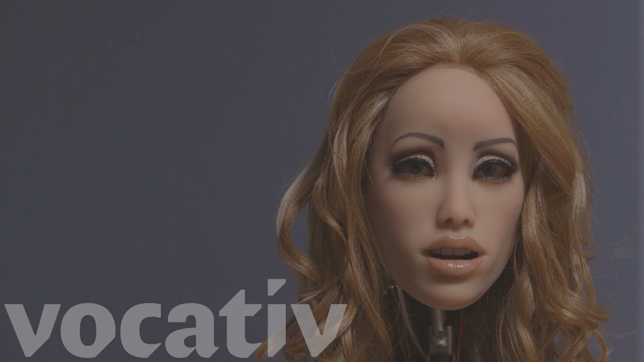 Shocking video of how a woman is turned into a sex doll