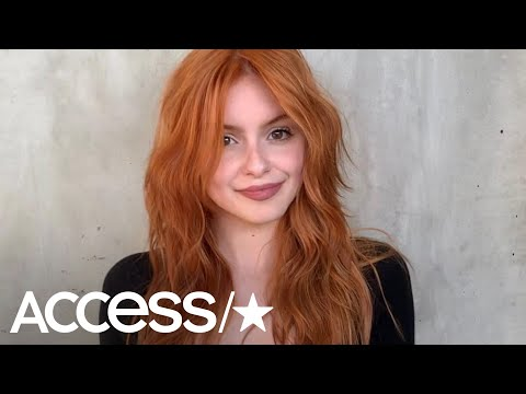 Ariel Winter Is Completely Unrecognizable With Bold New Hairstyle! | Access thumbnail