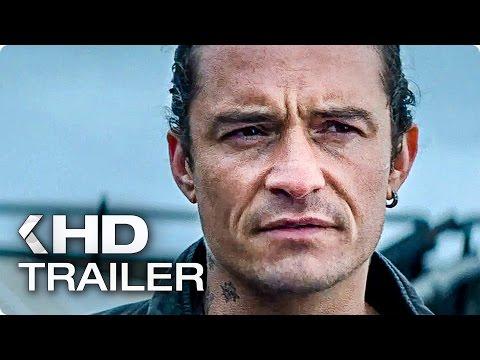 UNLOCKED Trailer (2017)