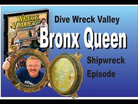 Bronx Queen Shipwreck