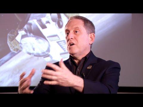 SciTech Central Short: Alan Stern