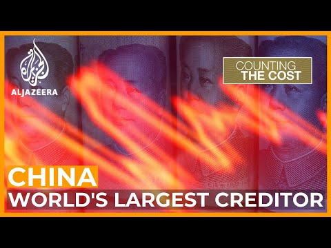 How much money does the world owe China?   Counting the Cost