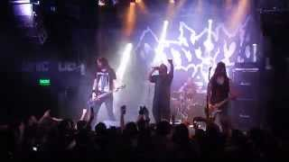 Entombed - Chief Rebel Angel (Argentina 11-03-2015)