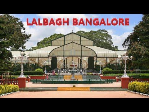 Bangalore Sightseeing LALBAGH BOTANICAL GARDEN