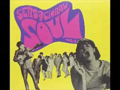 Various – Sensacional Soul Vol.2 (Groovy Spanish Soul & Funky Stompers 1966/76) Music Compilation