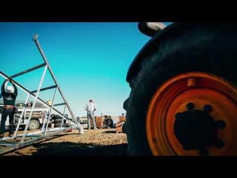 Building a Center Pivot Irrigation Machine - Valley Irrigation