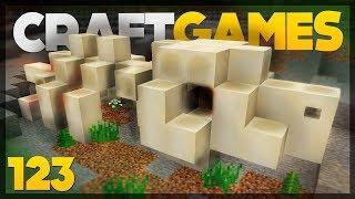 Encontrei um FÓSSIL no Minecraft! - Craft Games 123