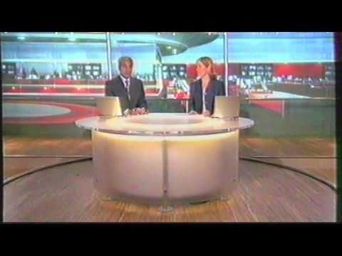 BBC Six' O Clock News TOTH - July 2003