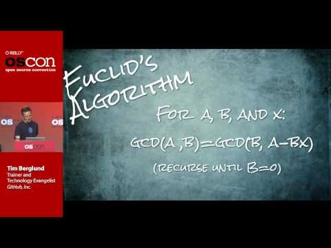 Discrete Math You Need to Know - Tim Berglund
