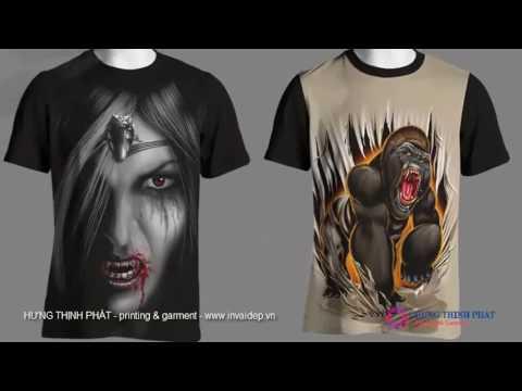 700 Mẫu áo Thun Thái In 3d - Hotline: 0906456708