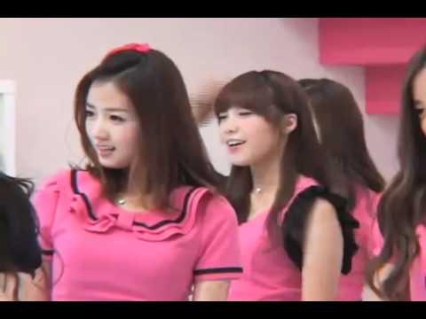 [BTS] A Pink (에이핑크) - Making of LG U+ CF Part 2