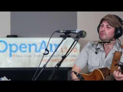 """Gregory Alan Isakov at OpenAir: """"That Moon Song"""""""