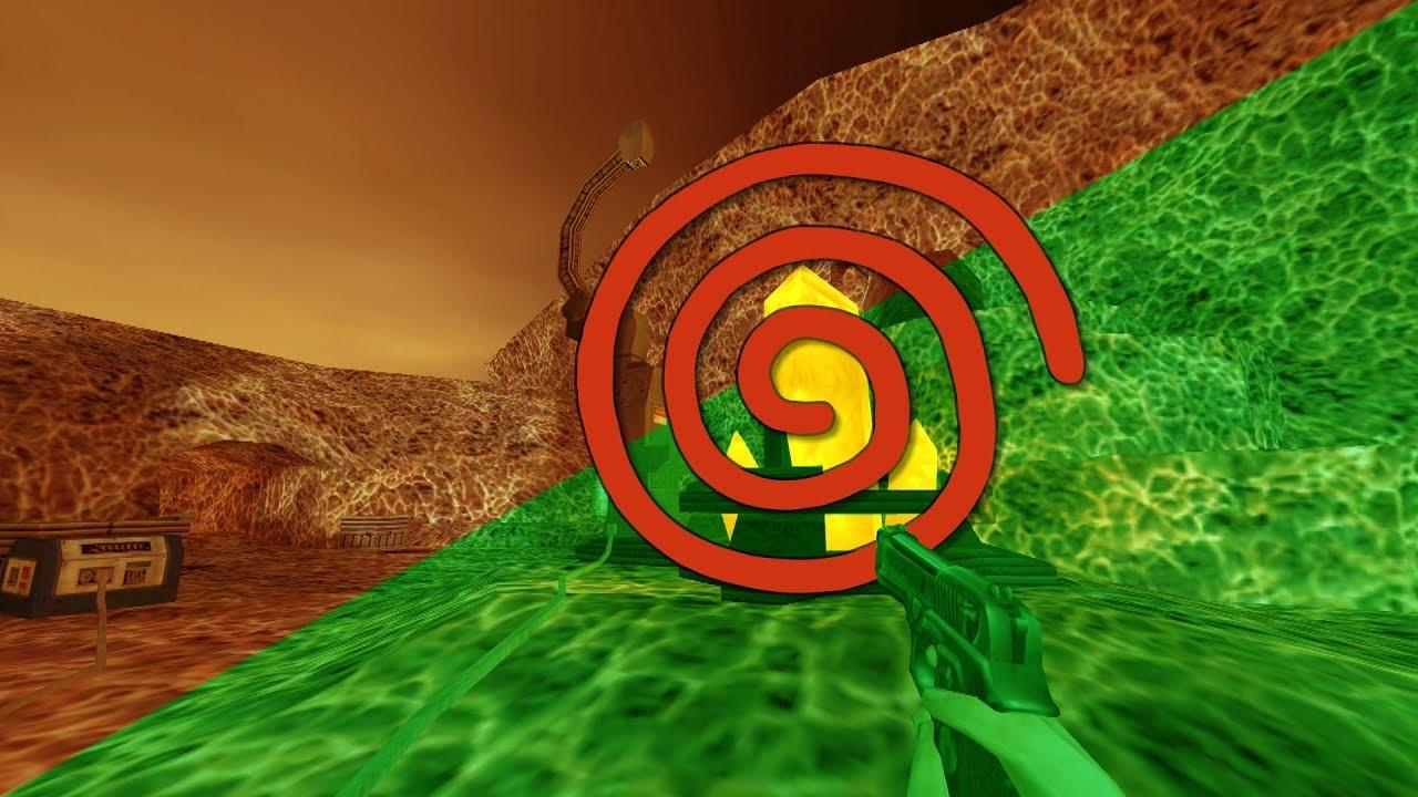 Half-Life: Blue Shift - Dreamcast vs. PC Soundtrack Comparison - .