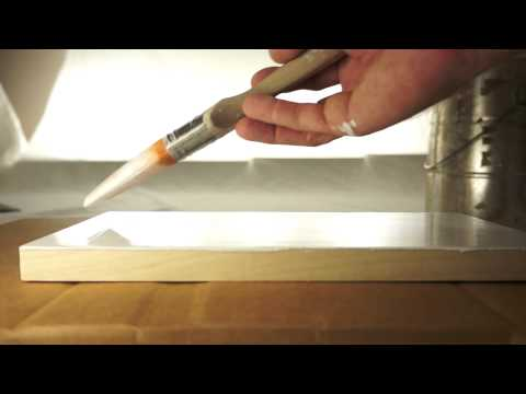 how to get gloss enamel paint off skin
