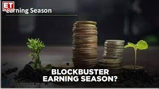 It Could Be Blockbuster Earnings Season; Here's What You Need To Know…