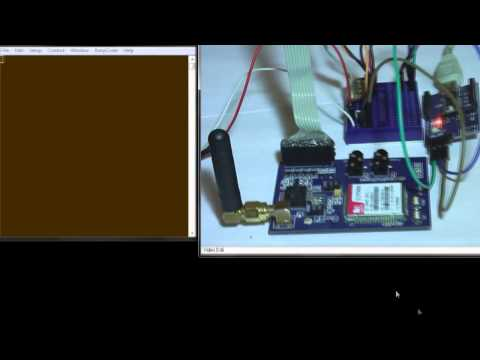 Tutorial de GSM/GPRS SIM900 - Comunicacion con Comandos AT Manuales