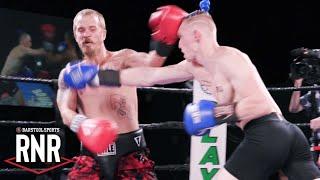 College Stud Fights Trailer Park Brawler