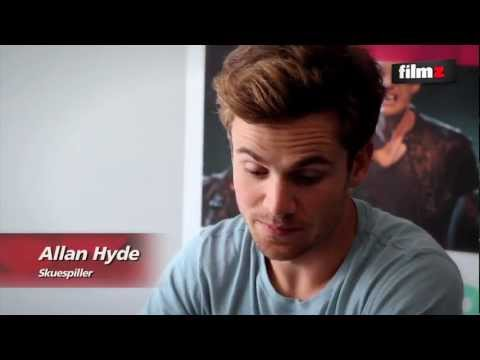 "154 Interview med Allan Hyde fra ""True Blood"" og ""You & Me Forever"""