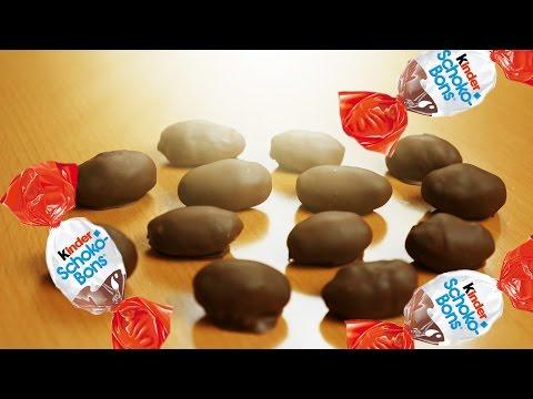 Schokobons Selber Machen | DIY Kinder Schokobon Rezept Schnell & Einfach (KK mit Mamo 2016)