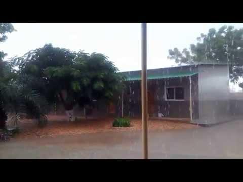 Ploaie in Angola,Camama