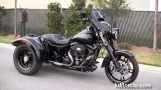 New 2015 Harley Davidson FLRT Freewheeler Trike for sale