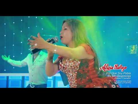 Alicia Baltazar Por que soy pobre - Eres falso mix 2018 en concierto 2018 video OFICIAL full HD