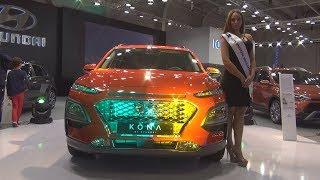 Hyundai Kona 1.6 T GDI 7DCT Premier Plus 2018 Exterior and Interior