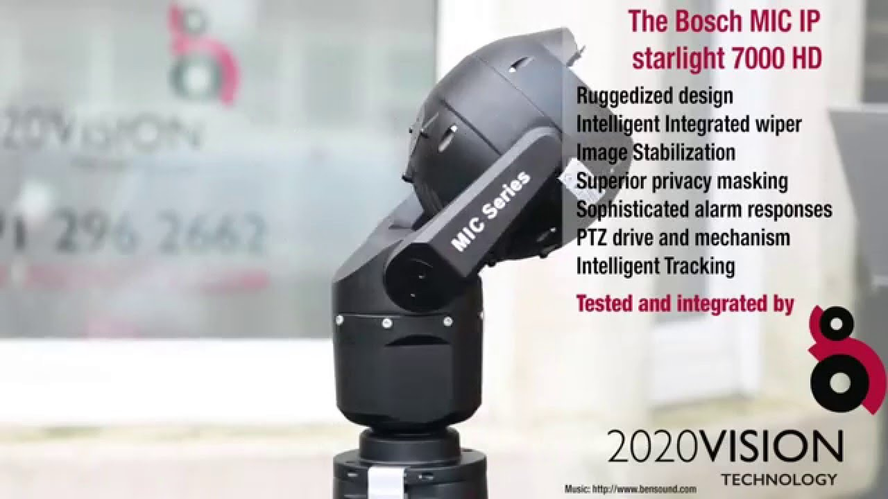 Bosch Security Autodome IP Starlight 7000 HD Camera Windows 8 X64 Driver Download