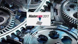 Видео-урок 1, основы Mastercam
